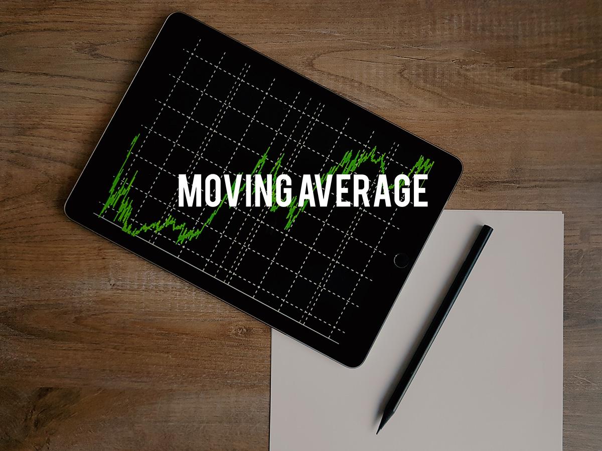 penggunaan indikator moving average