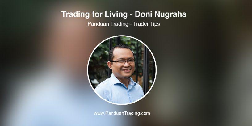 Cover Doni Nugraha Panduan Trading