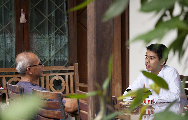 Trader talks Panduan Trading dengan Sistem Tradeworks Nono Sukrono 01